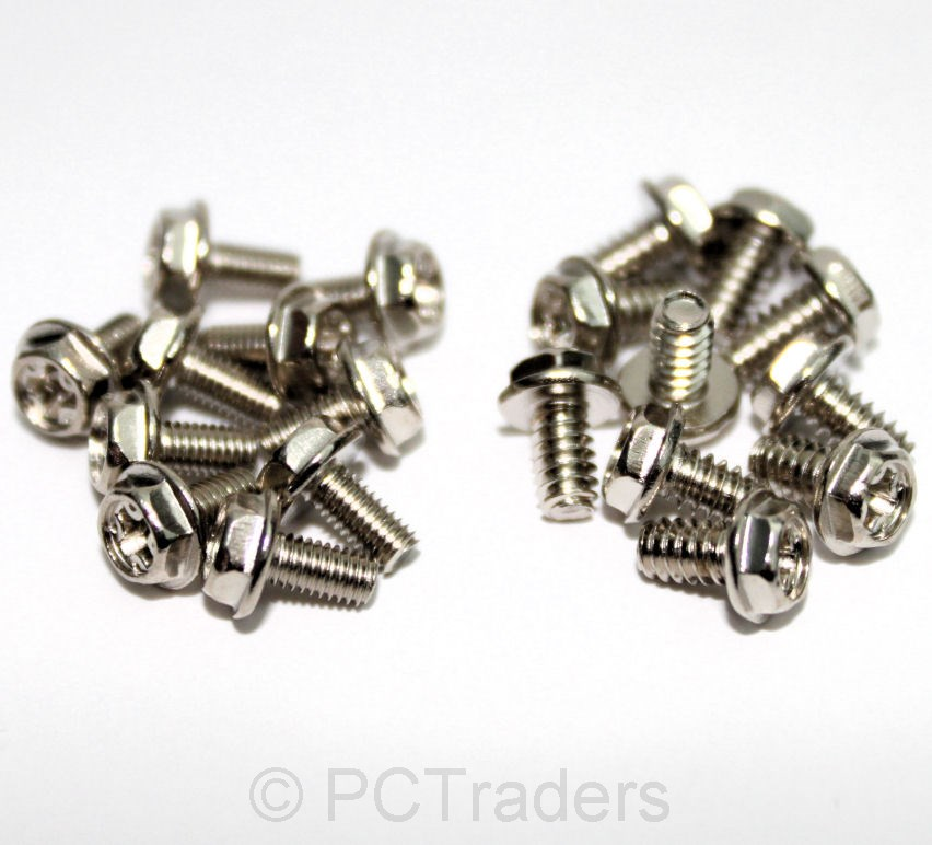 20x-Mixed-PC-Screws-Pack-M3-6-32-for-Case-PSU-HDD-DVD-Floppy